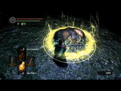 Cheesy Play's - Dark Souls Part 18