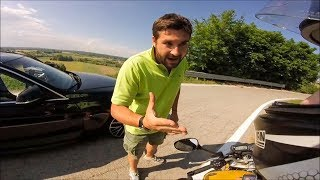 EXTREMELY CRAZY & ANGRY PEOPLE vs BIKERS   STUPID DRIVERS vs  MOTORCYCLISTS  [Ep. #95]