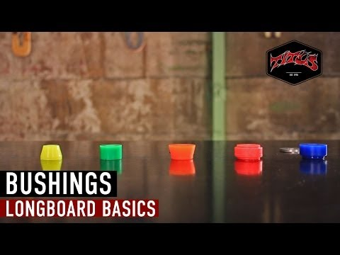 Longboard | Setup | Bushings