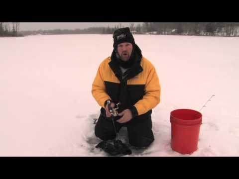 Fish Ed. - Early Ice Crappie and Gills