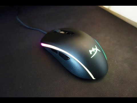 HyperX Pulsefire Surge review - The RGB gaming mouse with a MAJOR flaw - By TotallydubbedHD