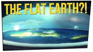 Man Proves the Earth is Flat?! ft. DavidSoComedy