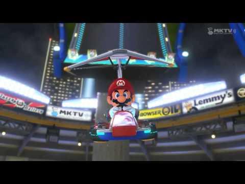 Wii U - Mario Kart 8 - Mario Kart-Stadion