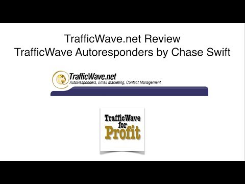 TrafficWave.net Review TrafficWave Autoresponders by Chase Swift