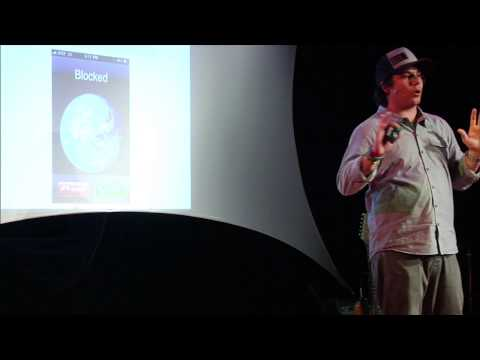 Positive chaos -- a way to transform your memories: Roy Tuscany at TEDxExpressionCollege