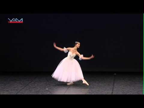 Polina Rozhkova - YAGP 2013 Paris - Les Sylphides