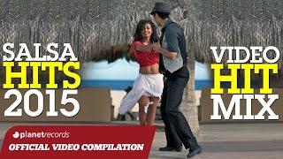 SALSA HITS 2015 ► VIDEO HIT MIX COMPILATION ► ISSAC DELGADO, LUIS ENRIQUE, YANFOURD, ALEX MATOS