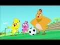 Eena Meena Deeka | OVO DE OURO e DHOBI GHAT | Desenhos animados para crianças