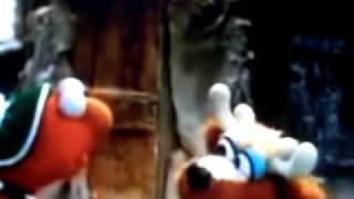 Mr. Conductor & Elmo Saves Christmas part 6