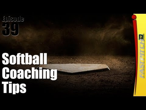 Tips For New Softball Coaches