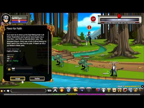 AQW: How to get free 80 ac's!