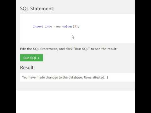 How to Put Not Null Constraint in SQL