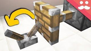 Making the FANCIEST USELESS MACHINE in Minecraft!