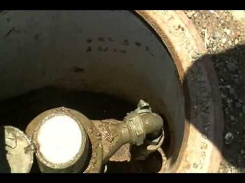 How to Shut Off your Water Meter