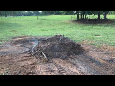 The Dangers Of Burning A Brush Pile Part 3