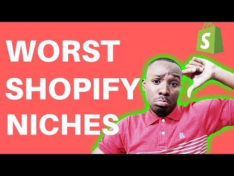 Shopify Dropshipping Niches to AVOID Like the Plague! (AliExpress)