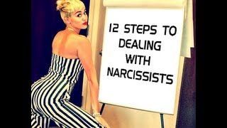 12 Steps To Dealing With Narcissists Emotional Self Protection And Bo