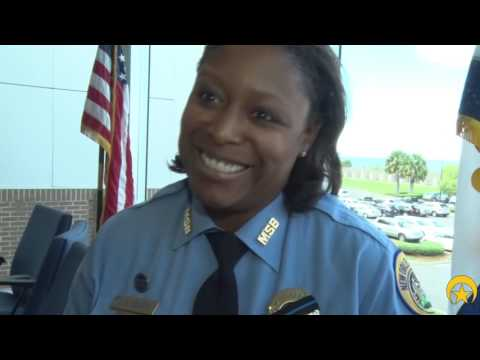 NOPD Officer Earns Bachelor's, Masters Degree on the Job