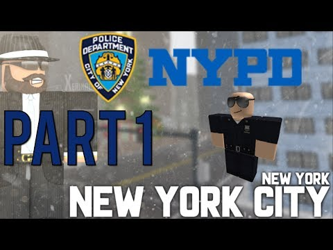 Roblox NYPD Patrol Part 1 | So Many Pursuits! |