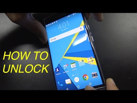 How To Unlock Blackberry Priv - in 5 minutes! AT&T, Tmobile, Rogers, ETC..