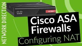 Hướng dẫn cấu hình firewall ASA cơ bản: DHCP, Telnet, SSH, ASDM - Sự