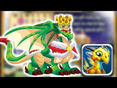 How to get King Dragon 100% Real! Dragon City!