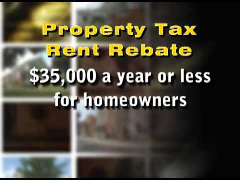 Property Tax/Rent Rebate Program Has Offered Relief to Many