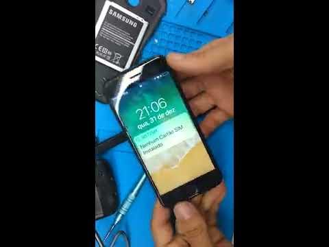 iPhone 7 não Carrega problema resolvido