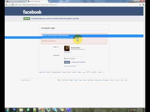 how to get ur facebook hacked id back