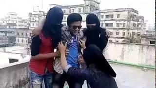বাঙালি ফাও পাইলে আলকাত্রাও মাখে!!! New bangla funny video