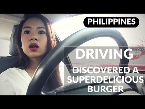 Driving and Discovering a Superdelicious Burger | VLOG 17