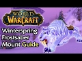 Download Video Download How to obtain the Winterspring Frostsaber Mount [Pre-Cata] 3GP MP4 FLV