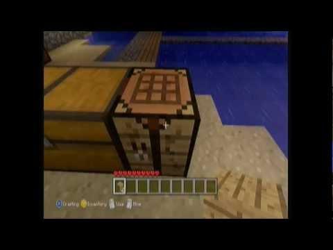 Minecraft Wooden Planks Tutorial (Xbox 360 Edition)