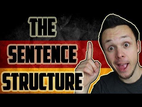 German Sentence Structure | Learn German Online Free