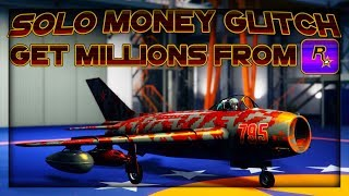 GTA 5 Money Glitch : 1.41 *INSANE* Solo Money Glitch 1.41 (GTA 5 Online Money Glitch 1.41)