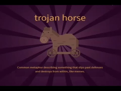 LITTLE ALCHEMY 2- how to make TROJAN HORSE