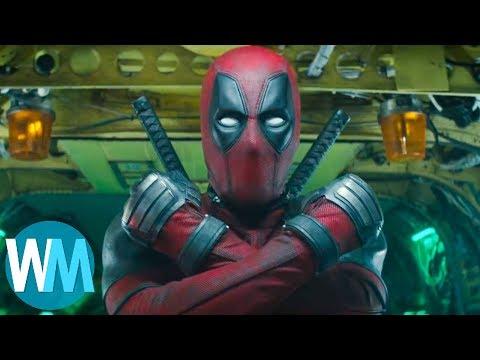Top 3 Things You Missed In Deadpool 2 Trailer