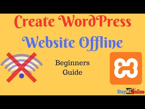 Create WordPress Website Offline: Beginners Guide
