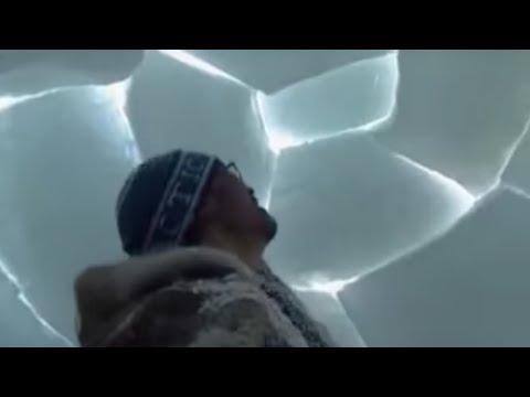 How to build an igloo - A Boy Among Polar Bears - BBC