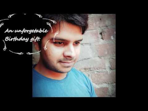 Birthday surprise (unforgettable)