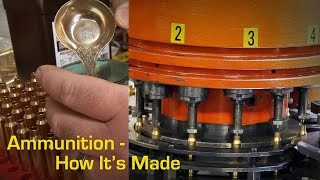 How Ammo Is Made - Go Inside Remington
