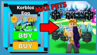 Download I Bought the NEW Korblox Egg and Got This! - Roblox Magnet Simulator Video