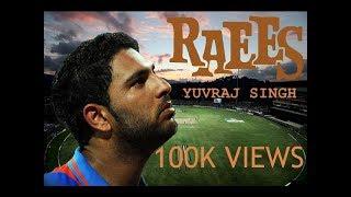 Yuvraj Singh in & as Raees | Raees Trailer | | Fan Made |
