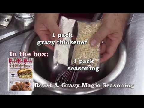 Instant Pot Roast Beef & Gravy