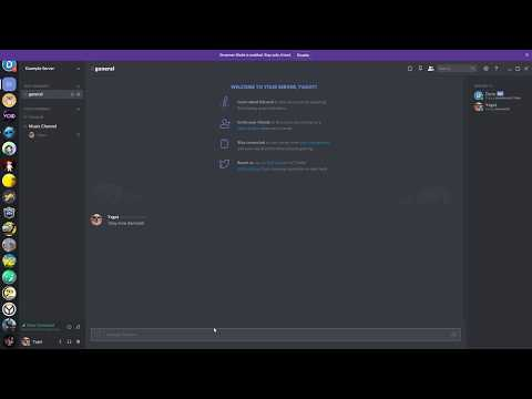 How to add a Music Bot to Discord (Dyno bot)