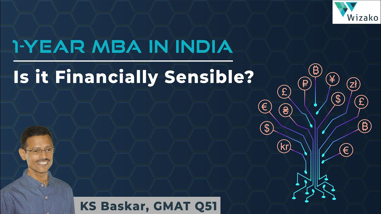 Is it Financially Sensible? | Executive MBA in India | 1-Year MBA in India