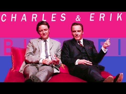 Charles & Erik || Bi Bi Bi