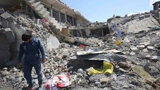 Iraq military: 62 bodies from collapsed Mosul building all killed by ISIL
