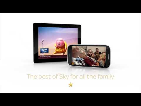 Sky Ireland's 'Sky VIP' Loyalty Promgramme Intro