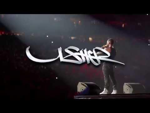 Usher - 3 maart 2015 - Sportpaleis Antwerpen
